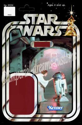 CU32-EP4 R2-D2 (Leia Hologram)