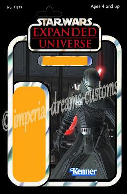 CU21-EX Starkiller (Sith Lord)