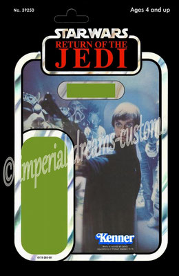 CU101-EP6 Luke Skywalker (Jedi Knight Outfit)