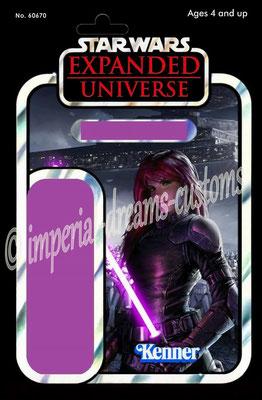 CU01-EX Mara Jade (Jedi Knight)