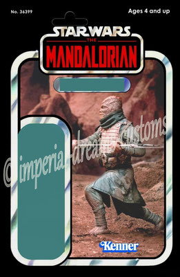CU22-Mando Trandoshan (Bounty Hunter)