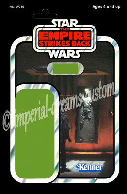CU22-EP5 Han Solo (in Carbonite)
