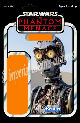 CU25-EP1 C-3PO (without Armor Plate)
