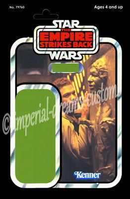 CU80-EP5 Han Solo Carbonite (Bespin)