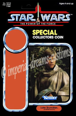 CL11 - POTF Luke Skywalker (in Battle Poncho)