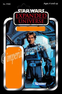 CU14-EX Han Solo (TIE-Fighter Pilot)