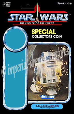CL13 - POTF R2-D2 (with pop-up Lightsaber)