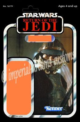 CU91-EP6 Lando Calrissian (Skiff Guard Disguise)