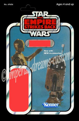 CU79-EP5 R2-D2 (Artoo-Detoo) Accessories