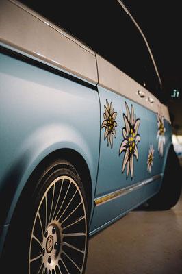 Foliendesign VW California