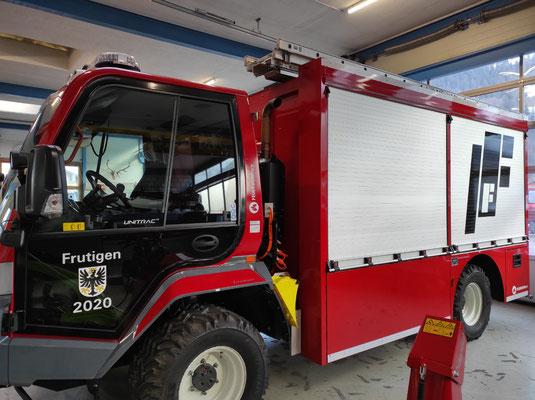 Lindner Unitrack Feuerwehrauto
