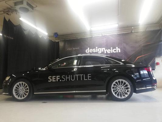 Swiss Economic Forum Interlaken Fahrzeugbeschriftung