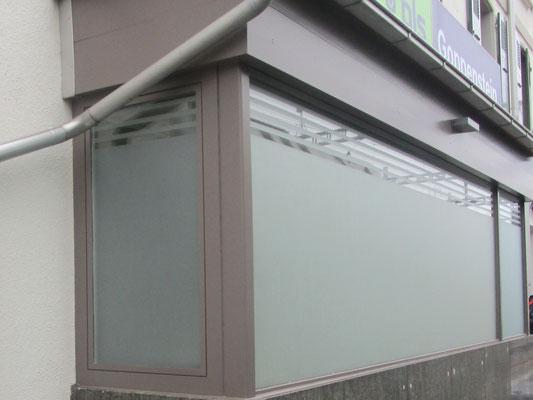 Fenster können individuell unterteilt werden
