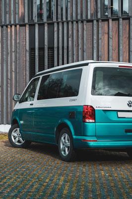 Carwrapping VW Transporter