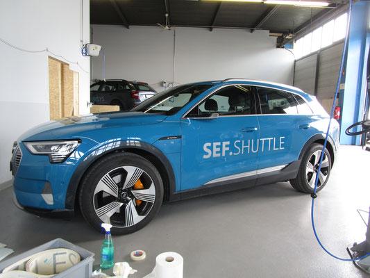 Swiss Economic Forum Interlaken Autobeschriftung