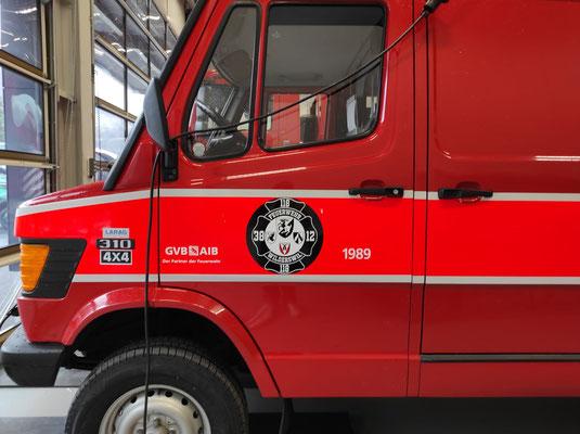 Feuerwehr Wilderswil bei Interlaken