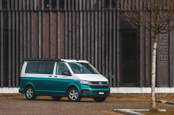 Foliendekor VW Camper