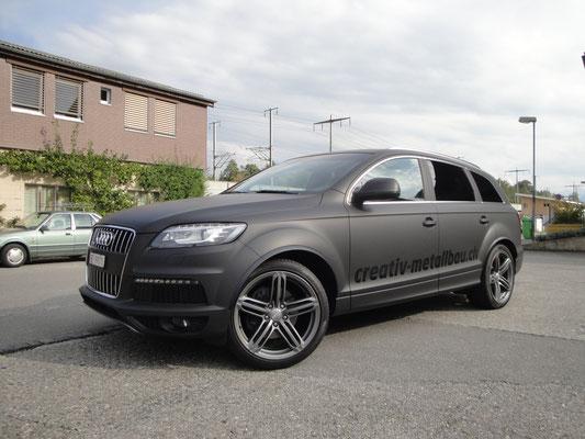 Folierung Audi Q7