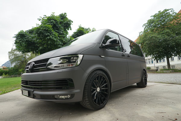 Carwrapping VW T6