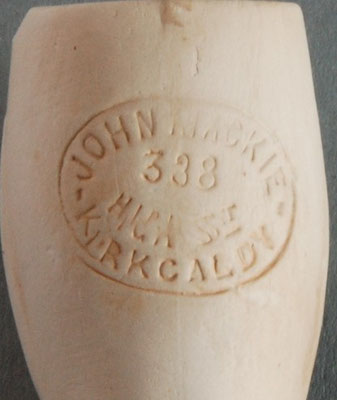 John Mackie  338 High Street  Kirkcaldy