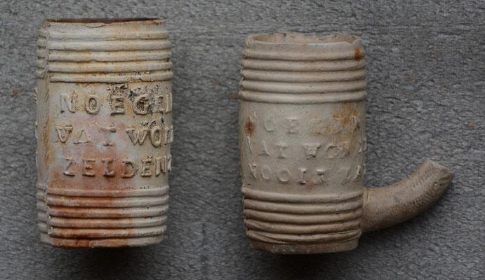 Nu 2 varianten in de verzameling, ca 1850-1880