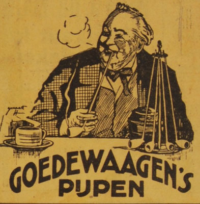 Goedewaagen reclame ca 1930-1940