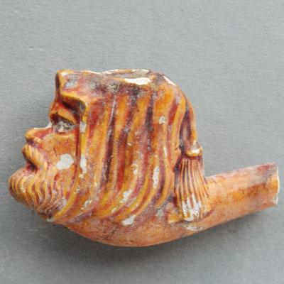 Cat nr 80, Sigarenpijpje. Populair model dat we ook bij diverse andere fabrikanten in Nederland en DUitsland aantreffen
