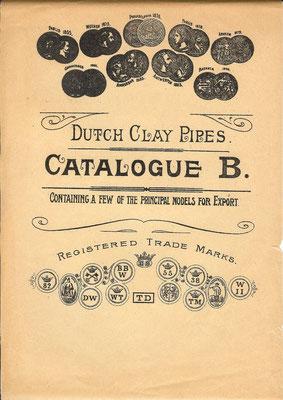 Catalogus B van de firma Goedewaagen