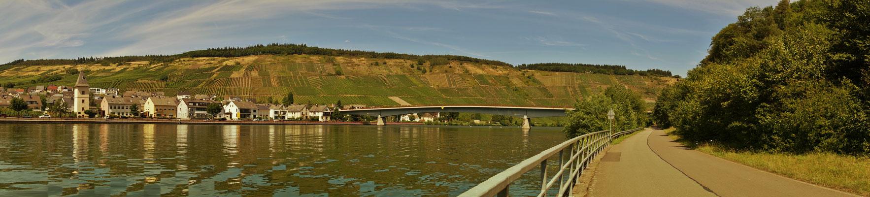 Die Brücke von Mehring