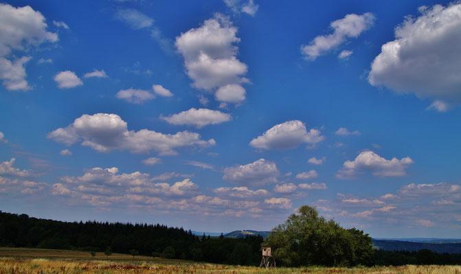 Schöne Himmelsaussichten