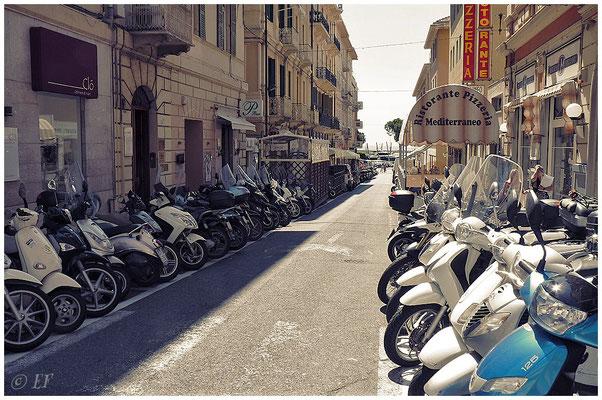 Italien, Land der Roller
