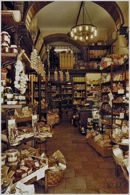 Ein altes Geschäft in SanRemo