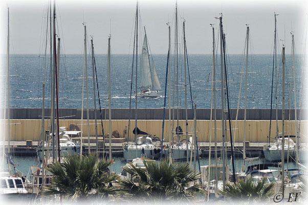 Porto degli Aregai bei Santo Stefano al Mare
