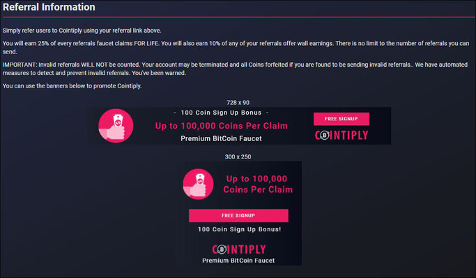 Cointiply - Top and best PTC and Faucet Sites in the year 2019