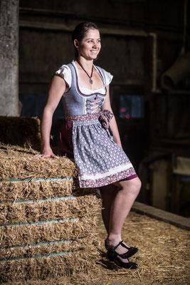 Fotoshooting Bauern Zeitung