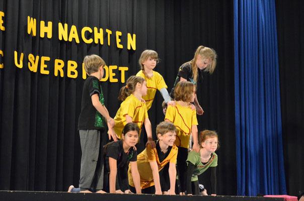 Elementargruppe Akrobatik