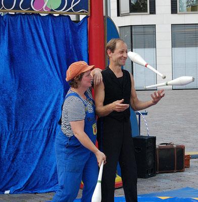Auftritt beim Kultursommer Oldenburg