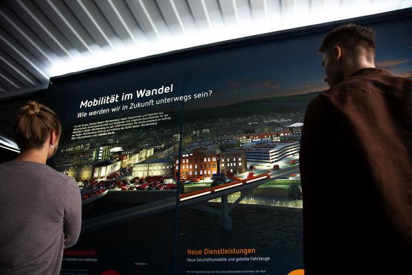 DieWegmeister (Keyvisual) - Mobilität im Wandel | Mobiles Baden-Württemberg