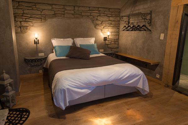 Les Chambres du Vivier, chambres d'hôtes à Durbuy, Ardenne - Chambre Pierre