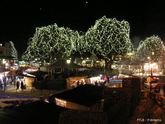 Marché de Noël de Durbuy, de fin novembre à fin des vacances de Noël