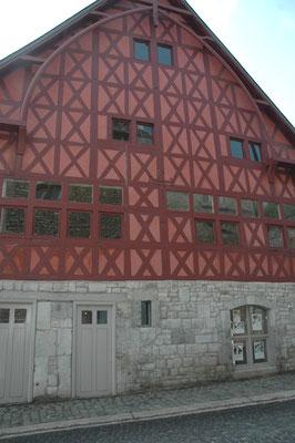 Durbuy Vieille Ville, la Halle aux Blés