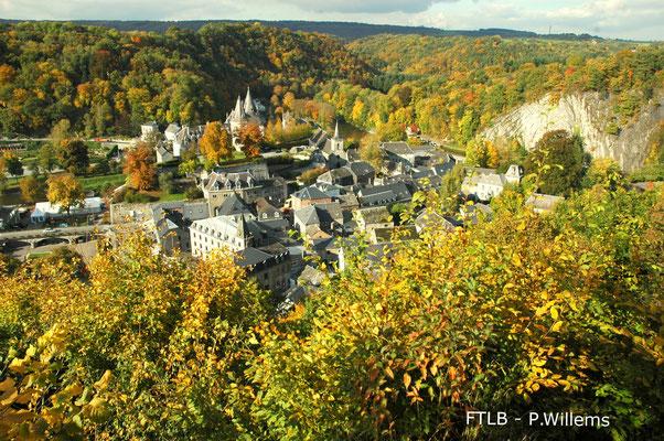 Durbuy Vieille Ville, Ardenne