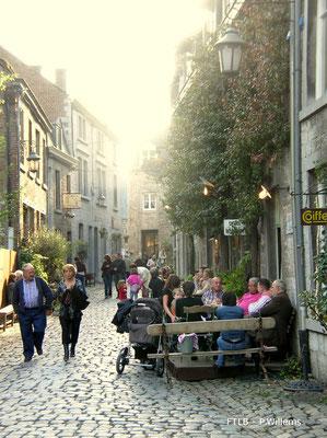 Durbuy Vieille Ville, les ruelles romantiques à souhait