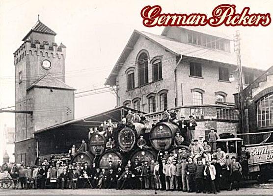 AK / Foto Brauerei Schultheis Koblenz Weissenthurm