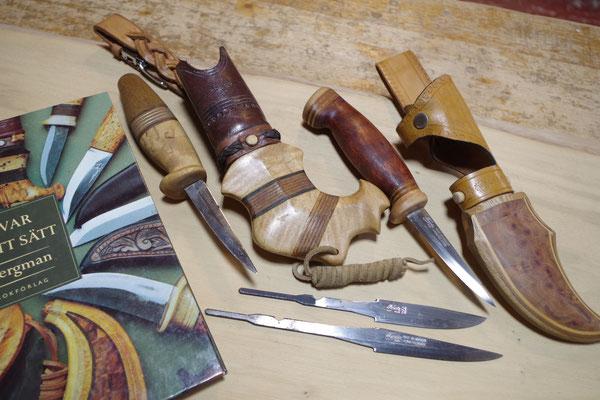 ラップランドナイフ(北欧のナイフ)