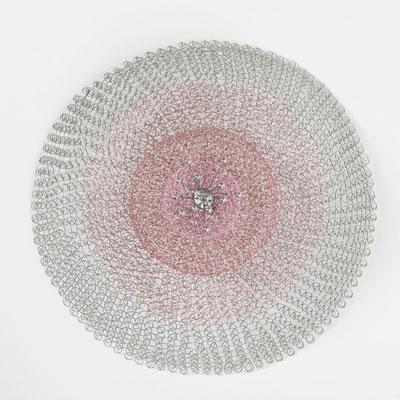 Fil de fer / Soudure - 35 cm de diamètre