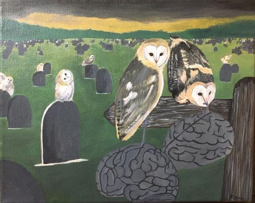 梟連作:墓場の整脳師