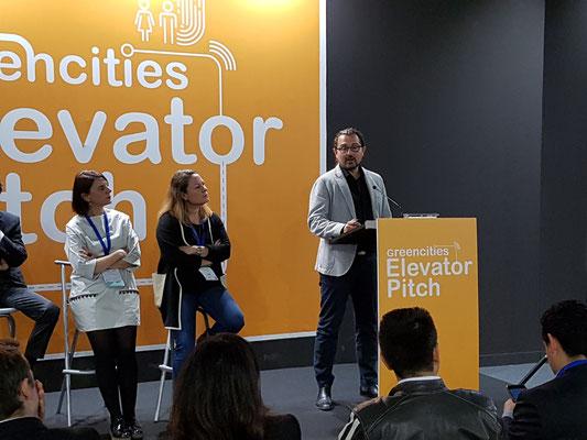 Juan Manuel Castaño presentado nuestra empresa