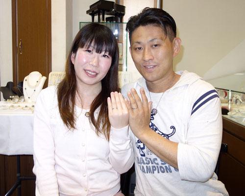 筑紫野市のSさんカップル