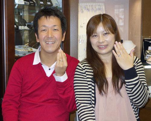 長崎県五島市のSさんカップル